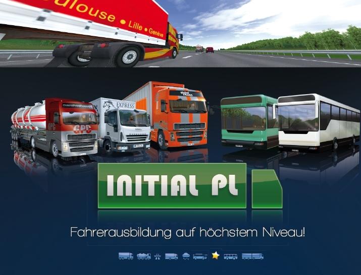 Software zur virtuellen Aus- & Weiterbildung von Berufskraftfahrern, mit über 5000 Szenarien, Trainingsmöglichkeiten, Umgebungen & Möglichkeiten! Einmalig Umfangreiches LKW Fahrsimulatoren Training nach EU Richtlinien zertifizuert
