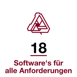18 Softwares